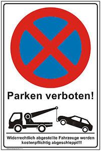 Intelligent Panneau Stationnement Interdit Parking Panneau Stationnement Interdit Panneau Stationnement Interdit P11+-ild Parken Verboten P11+ Fr-fr Afficher Le Titre D'origine