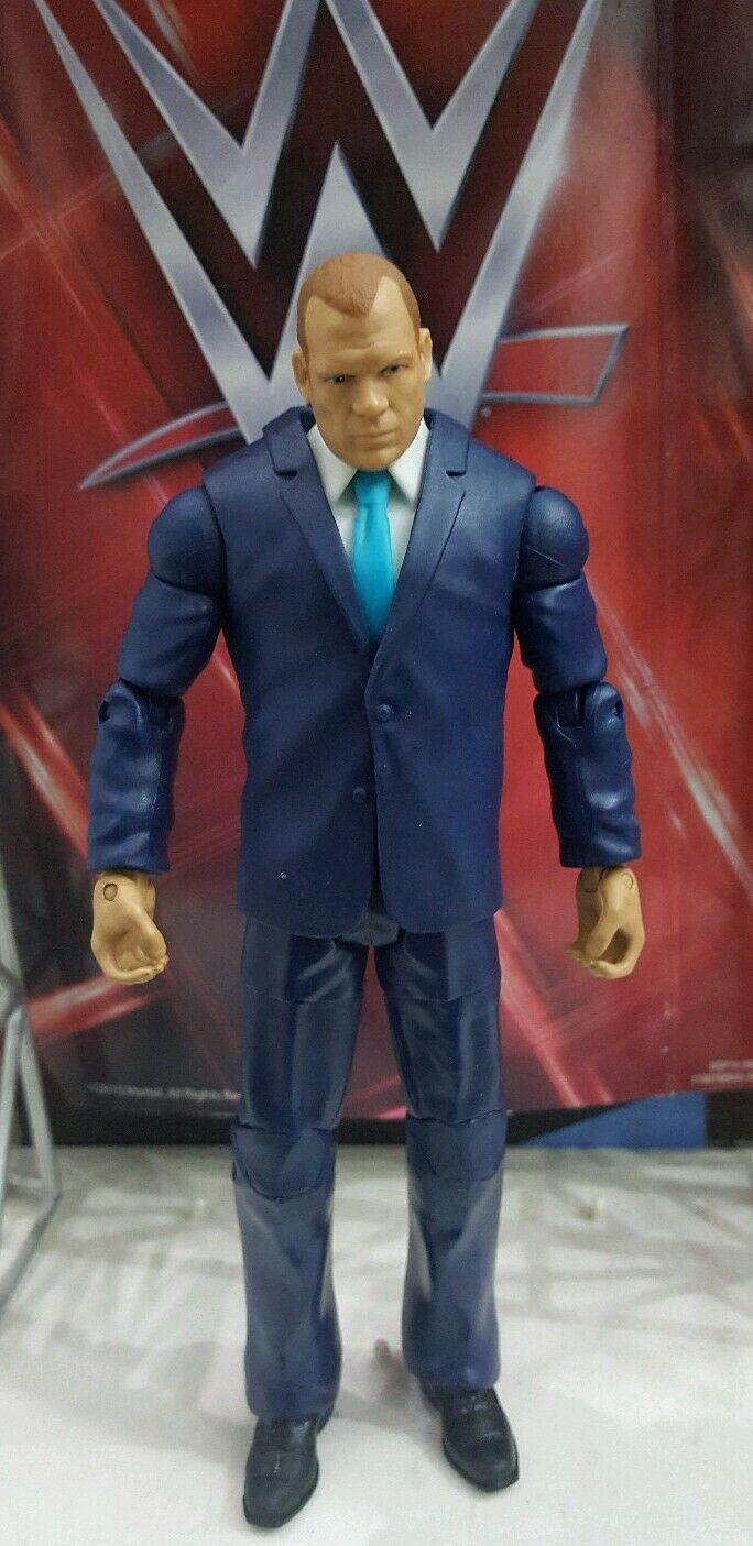 WWE MATTEL SERIES ELITE CORPORATE KANE BUILD A WRESTLING FIGURES TOYS R US