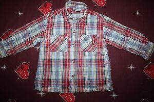 TOPOLINO-Kinder-Jungen-Baumwolle-Hemd-ShirtGr-92-TOP