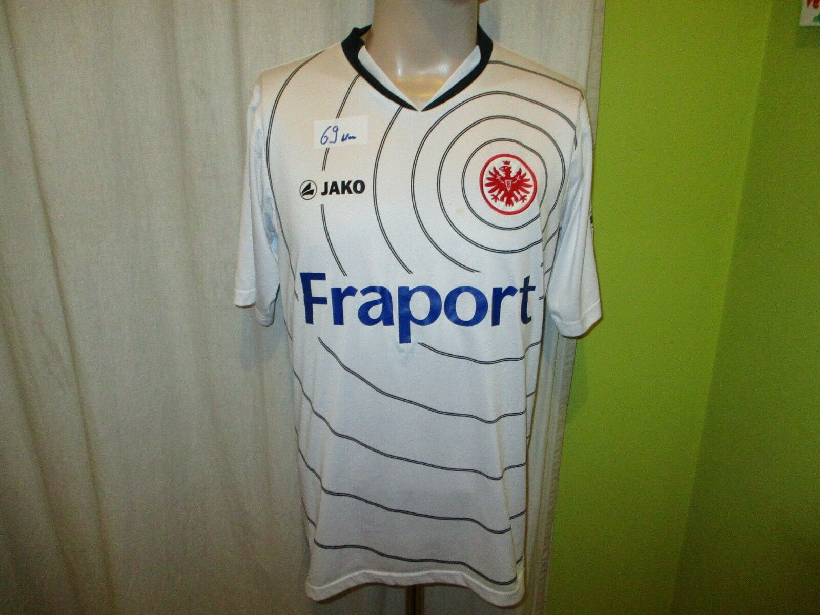 Eintracht Frankfurt Original Jako Trikot 2011/12