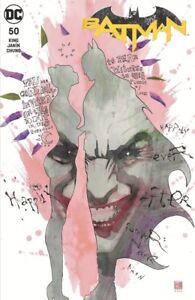 Batman #50 Überraschung Comics Exklusive Cover von David Mack