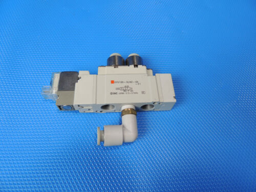 SMC SY5120-5LNZ-C6-F1 Pneumatik 5//2 Wegeventil Ventil Inkl.MwSt