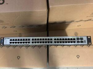 Occasion-en-bon-etat-Switch-Gigabits-D-LINK-xStack-DGS-3120-48TC