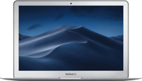 "Artikelbild Apple MacBook Air 13"" 1.8GHz i5 128GB MQD32D/A Silber"