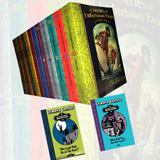 Lemony Snicket Collection Unfortunate Events 15 Books Paperback English