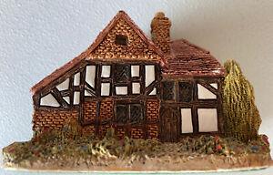 Lilliput-Lane-Roble-Lodge-Hecho-A-Mano-Reino-Unido-Reino-Unido-Inglaterra-En-Miniatura-Coleccion