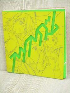 FLCL-Design-Works-FLCLSM-Flclism-Art-Illustration-Yoshiyuki-Sadamoto-Book-SB