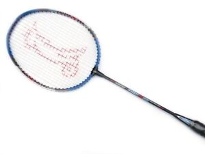 Cockatoo Grasp Badminton Racket (Red) Racquet Cary Case Club School