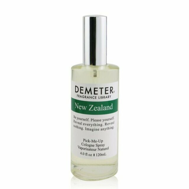 Demeter New Zealand Cologne Spray 120ml Mens Cologne