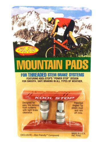 KOOL STOP Mountain Vélo V-Brake Pads SALMON
