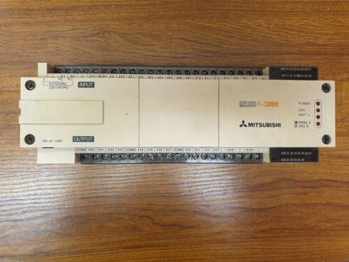 Mitsubishi F1-30MR 16 entrada 14 Salida Plc