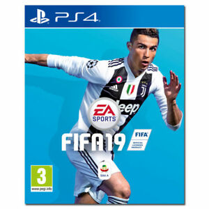 FIFA 19 PS4 - PLAYSTATION 4 - ITALIANO - STANDARD EDITION - NUOVO - OFFERTA