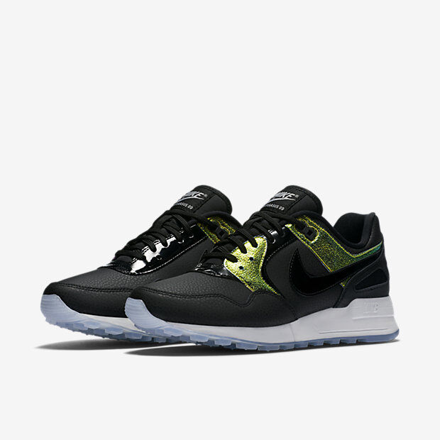 NEW Women's Nike Pegasus 89 Premium Shoes Size: 5.5 Color: Black MSRP: