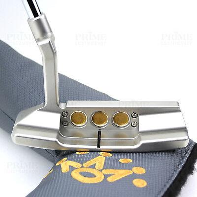 CUSTOM 2018 Titleist Scotty Cameron Putter NEWPORT 2 GOLD Edition Golf  Putter | eBay