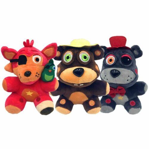 Five Nights at Freddy/'s FNAF Horror Game Plush Dolls Kid Plushie Plüschpuppe Toy