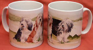 BEARDED-COLLIE-DOG-MUG-OFF-TO-THE-DOG-SHOW-WATERCOLOUR-PRINT-SANDRA-COEN-ARTIST