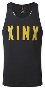 Xinx-Team-Drop-Armloch-Armelloses-Top-Top-Herren-Sport-Fitnessbekleidung-T-Shirt