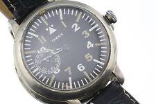 Antique WW2 German Luftwaffe Phenix Aviator Pilot 1930's Wehrmacht Wrist Watch