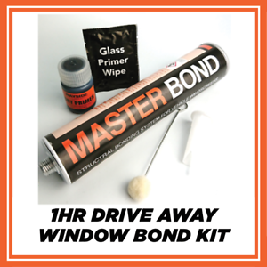 Windscreen Window Glue Adhesive Convertible Roof Canvas Back Onto The Rear Glass Ebay