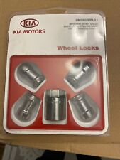 OEM  Genuine Wheel Lock Lug Nut Set 07-11 Rio 04-09 Sorento Spectra UM060-WLP01
