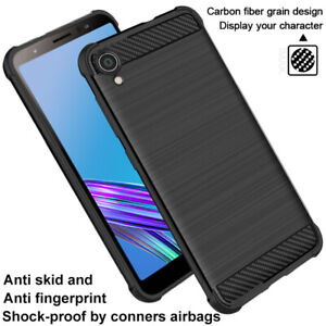 competitive price 39766 d3f8b Details about Imak For Asus Zenfone Live L1 ZA550KL, Shockproof Anti-Skid  Soft TPU Case Cover