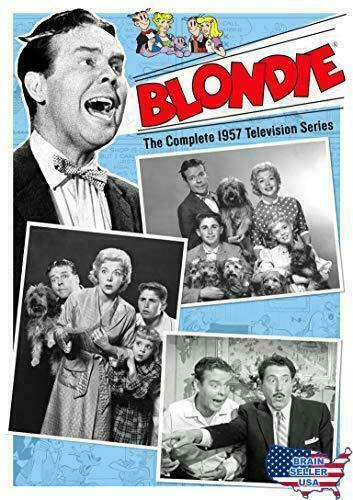 Blondie The Complete 1957 Television Series Dvd 2018 For Sale Online Ebay