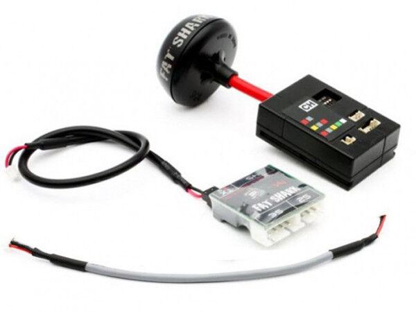 Fatshark 5.8ghz 25mw Video Transmitter FSTX-58G661-02 CE Certified