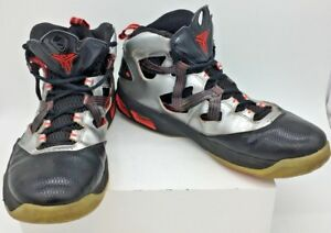 new product 91814 f2217 Image is loading Nike-Air-Jordan-Melo-M9-Basketball-Shoes-551879-