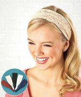 Hair Accessories 5/set Fashion Headwrap With Lace Or Zig-zag Designs Gifts