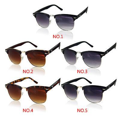Hot Fashion Retro Vintage Womens Mens Designer Oversized Sunglasses Glasses
