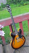 Epiphone Dot VS semi-hollow body electric guitar with hard case NICE!