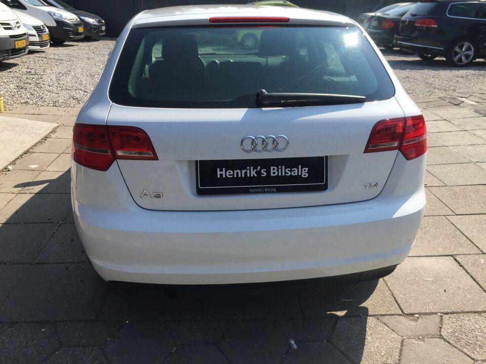 Audi A3 1,6 TDi Attraction SB Diesel modelår 2013 km 235000