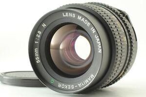 Exc-5-Mamiya-Sekor-C-55mm-f-2-8-N-Lente-per-M645-1000S-Super-TL-DAL-GIAPPONE-Pro