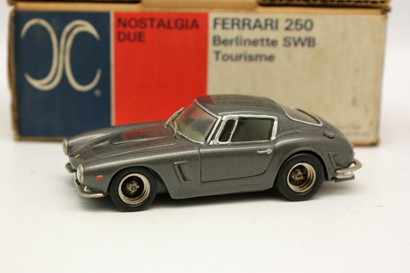 AMR 1 43 - Ferrari 250 SBW Grey