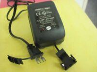 Battery World Charger 12v For Panasonic Pv-9600,pv9600a,pv-bp80,pv-bp88 Each