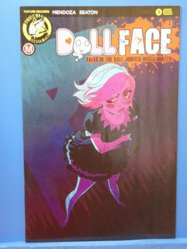 Dollface #3 Limited Edition Variant  Action Lab Comics  Mature  CB12311