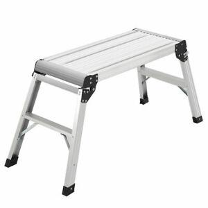 2015 Hd En131 Aluminum Platform Drywall Step Up Folding