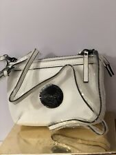 1300bf3539de item 6 Mimco Leather SECRET Couch Hip Across body white Rosegold BNWT -Mimco  Leather SECRET Couch Hip Across body white Rosegold BNWT