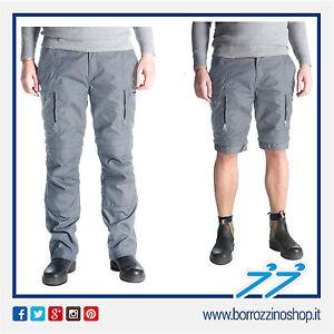 Pantaloni Da In Urbano Bermuda Tucano Turismo Zipster Trasformabili Yfbgvy76