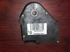 Cadillac Seville Temperature Air Door Valve Actuator A/C AC Heater 16164972 S