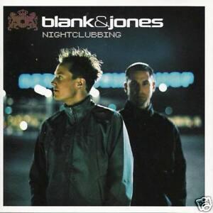 BLANK & JONES nightclubbing CD FINEST TRANCE & AMBIENT GROOVES ! - Freiburg, Deutschland - BLANK & JONES nightclubbing CD FINEST TRANCE & AMBIENT GROOVES ! - Freiburg, Deutschland
