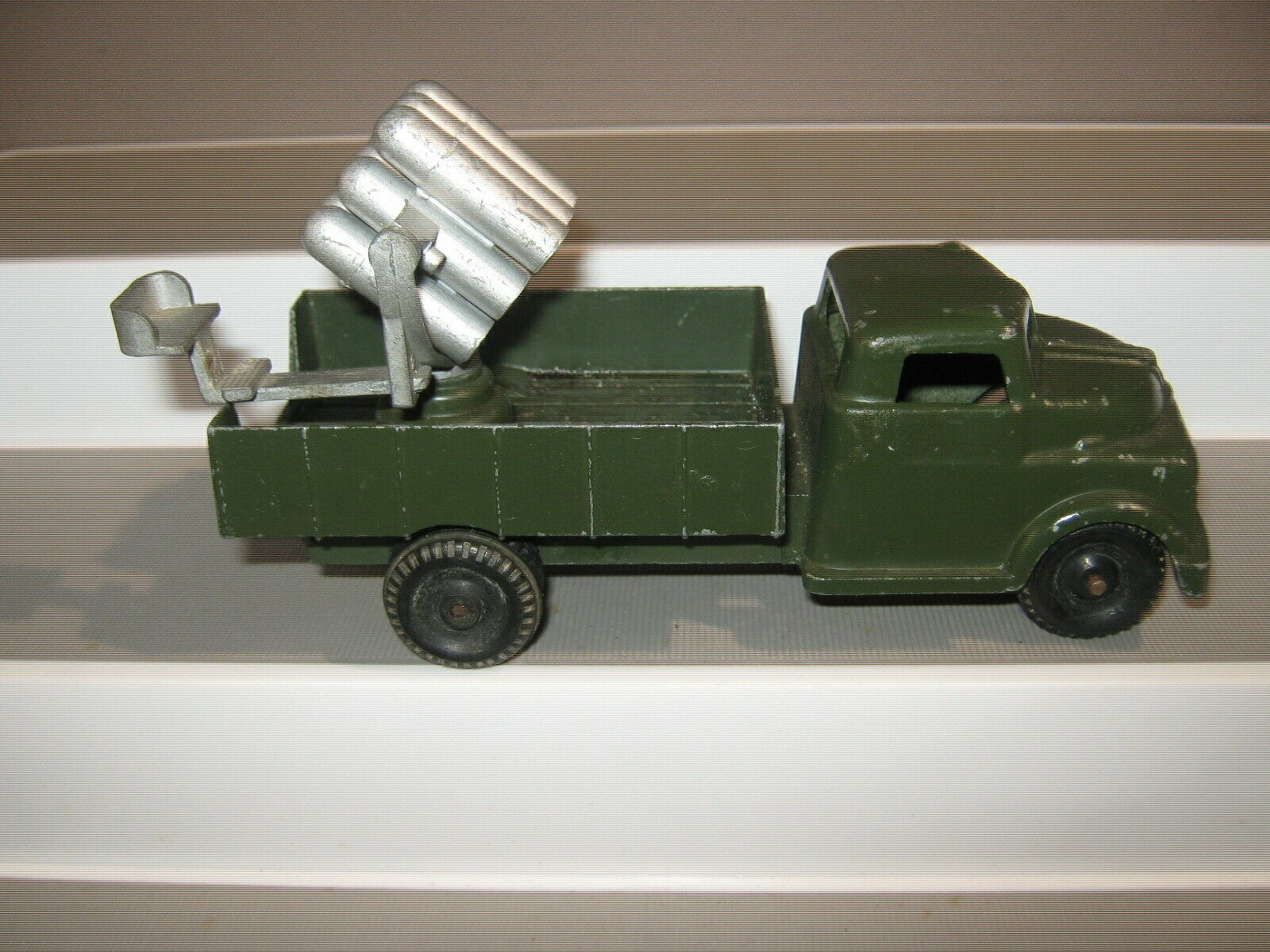 Lone star lorry multi rocket very good condition very slight ware rubber wheels