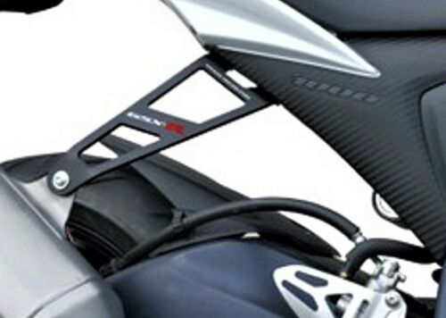 2015 L5 R/&G RACING BLACK EXHAUST HANGER  Suzuki GSX-R1000