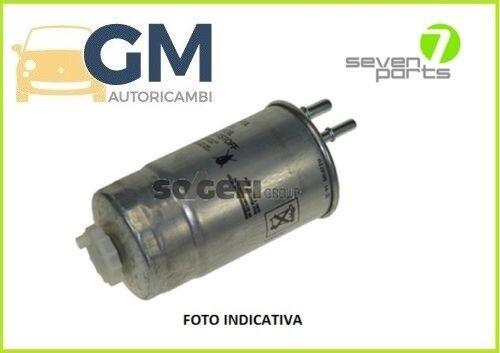 FILTRO CARBURANTE SV05FGS722  24.ONE.01 FIAT GRANDE PUNTO 1.3 D MTJ 62KW 84HP