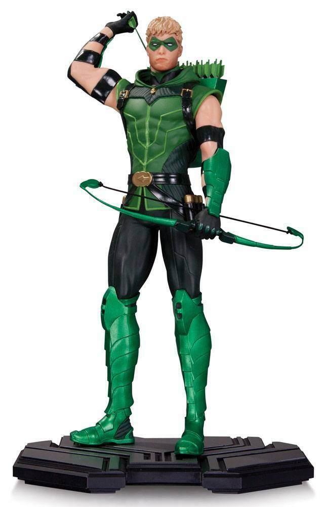 DC Comics Icons Grün Arrow Statuette - 27 cm - DC Collectibles