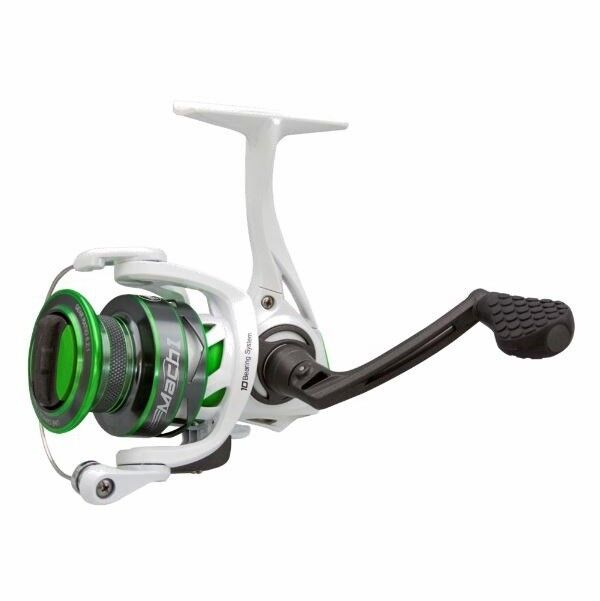 Lew's Mach 1 MH100A Spinning Reel - Right Left Retrieve 6.2 1