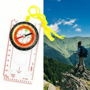 Magnifying Orienteering Compass Navigation Map Reading Scouts Cadet HikingYJ