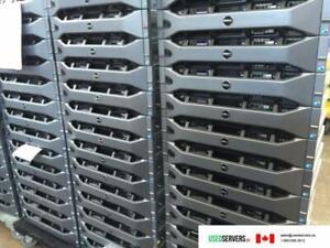 Dell PowerEdge R710 2U Rack Server -  Custom Configured - ESXI Edmonton Edmonton Area Preview