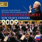 Neujahrskonzert / New Year's Concert 2009 (CD, Jan-2009, 2 Discs, Decca)