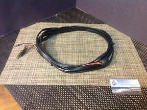 sma2688 yamaha 16 039 gauge wire harness 4 pin and bulltet image is loading sma2688 yamaha 16 039 gauge wire harness 4
